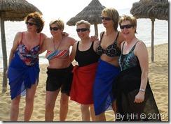 5 heisse Girls ohne Bauch